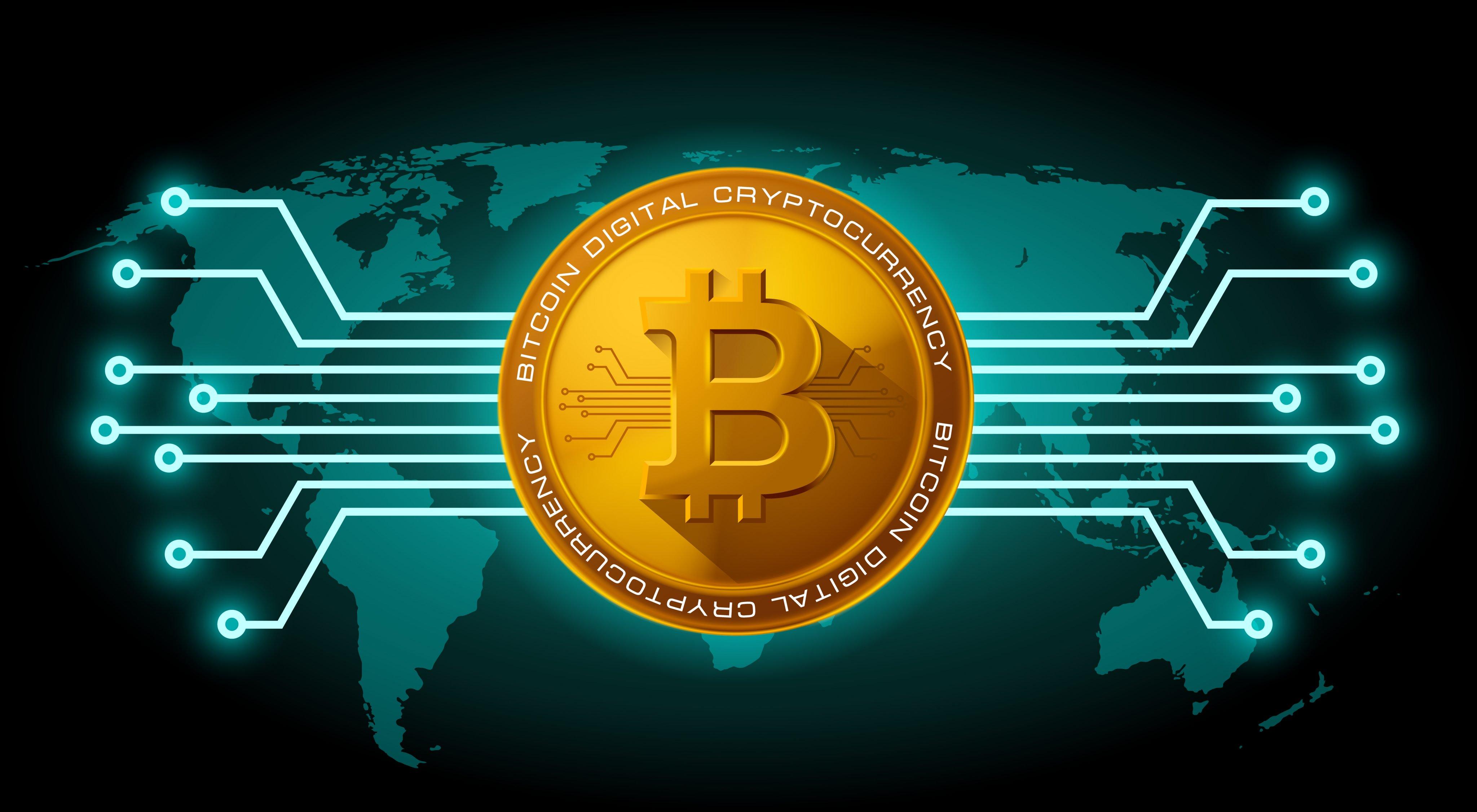 Moeda virtual - Bitcoin