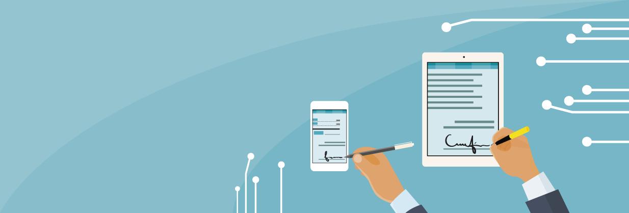 Assinatura digital na locação de imóveis: como agilizar a assinatura do contrato